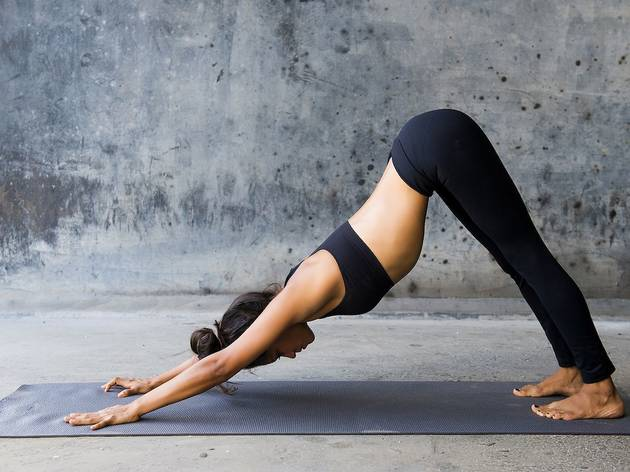 Up to 75% off classes at Yogasphere, Mayfair