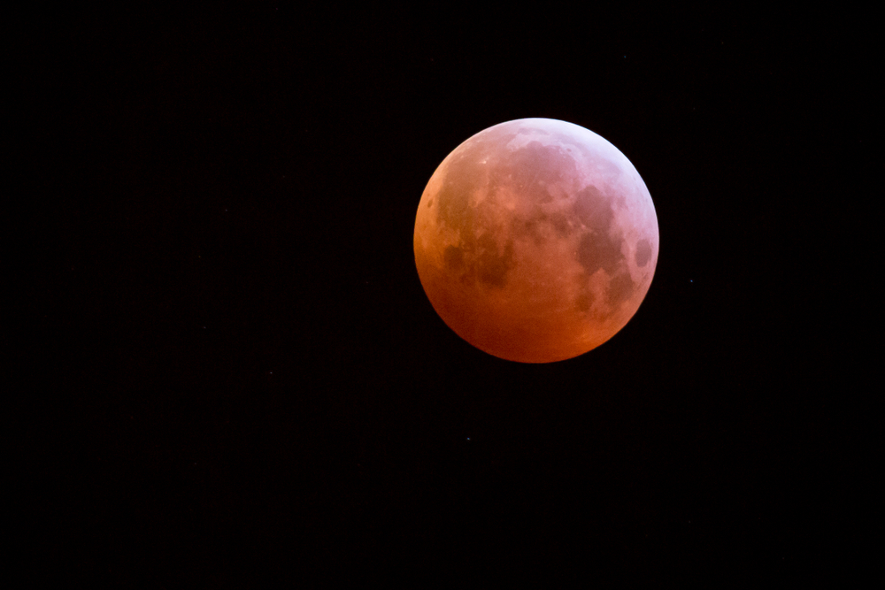The best way to see the Super Pink Moon from the US this week