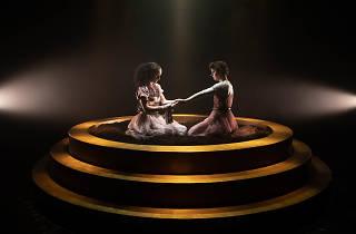 Antigone, New Diorama, 2020