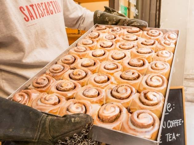 La receta de los auténticos cinnamon rolls
