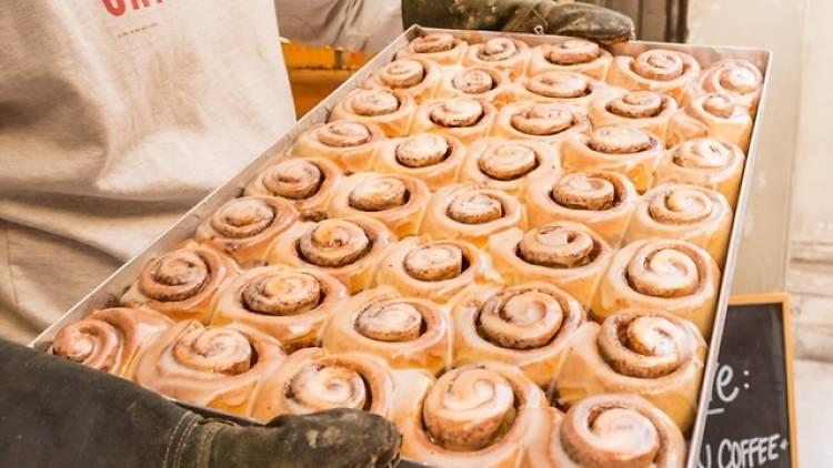 Cinnamon Rolls de Demasié