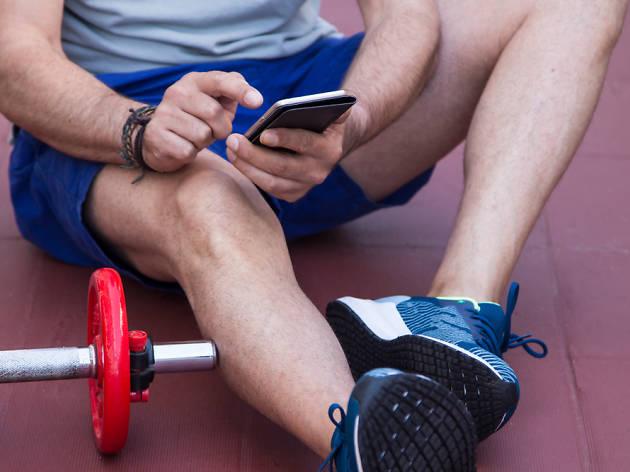 Apps i vida sana