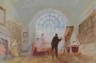 Turner, peintures et aquarelles
