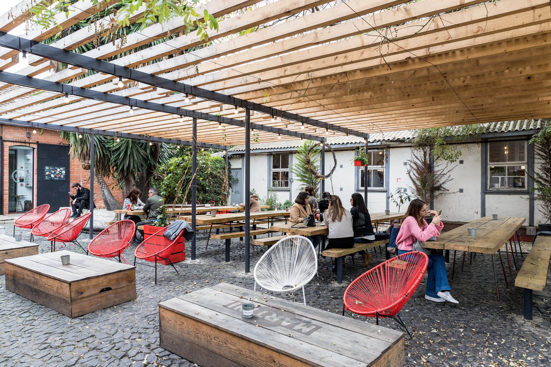 Café na Fábrica Esplanada
