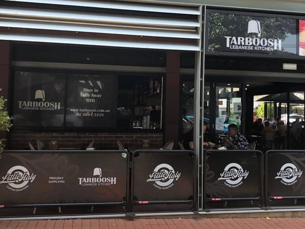 Tarboosh Lebanese Kitchen - Willoughby