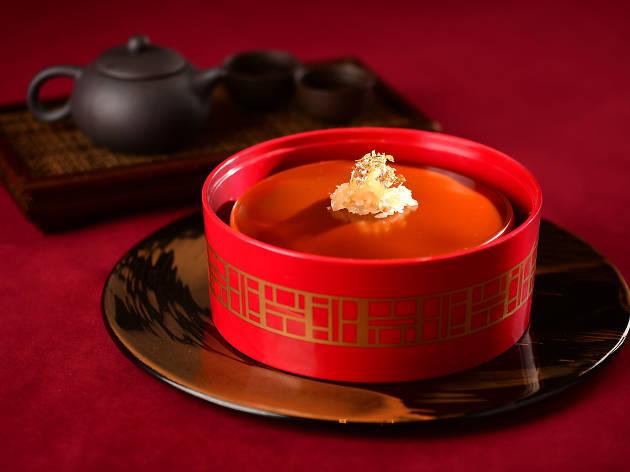Ming Count-金橘小青柑普洱年糕