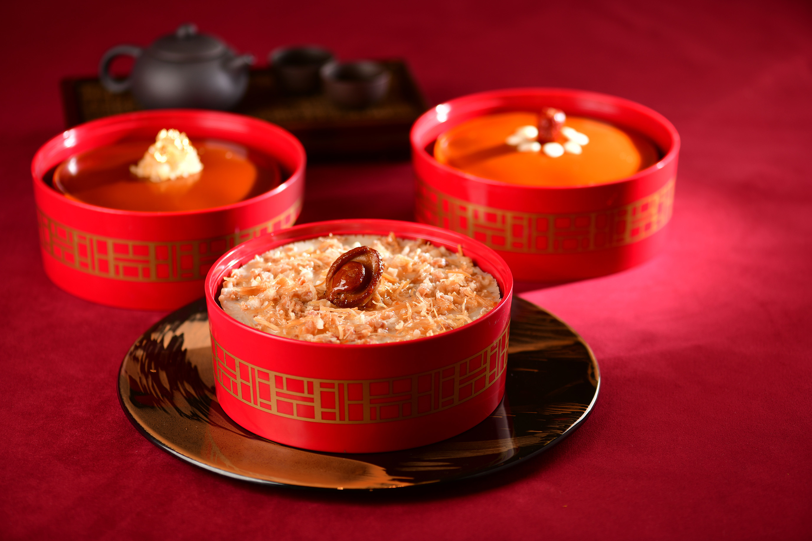 Ming Court CNY Pudding  2020