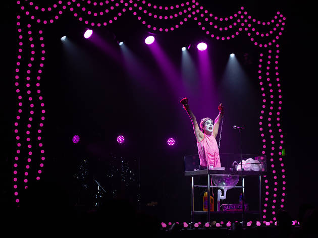 Betty Blokk-Buster Reimagined Sydney Festival 2020 supplied