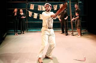 Black Cockatoo Ensemble Theatre 2020 supplied