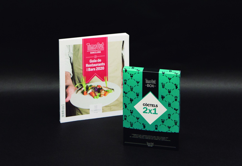 PACK OFERTA: Guía de restaurantes + Box Cócteles por 14,95€