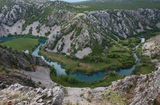 River Krupa in Dalmatia designated as a national cultural asset