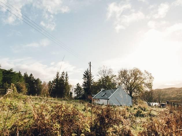 The Crofter's House, Isle of Skye