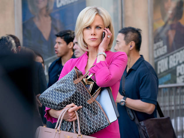 Nicole Kidman stars as 'Gretchen Carlson' in BOMBSHELL