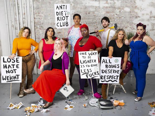 Anti Diet Riot Festival
