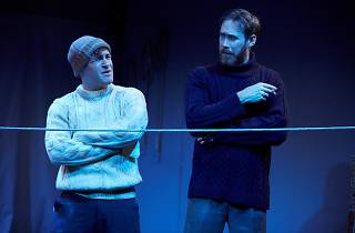Shackleton and His Stowaway, Park Theatre 2020