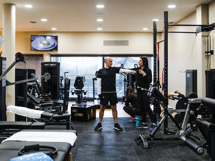 Três sítios para fazer treino personalizado no Porto