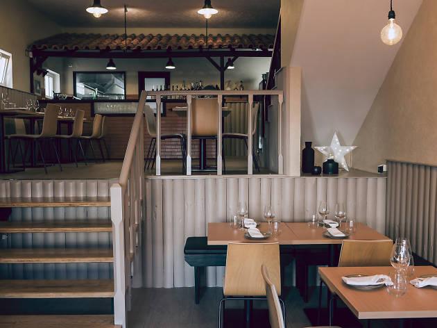 In'tze Restaurante Petisqueira