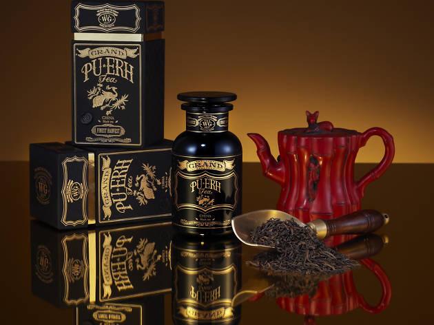Tea WG Pu'er