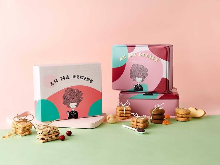 Ah Ma Recipe:五星級酒店行政餅廚製作