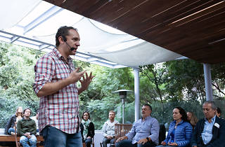 Pepe Zaga, HearthMat, casa florecer, workshop