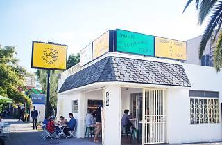 Kismet Rotisserie chicken restaurant Los Feliz
