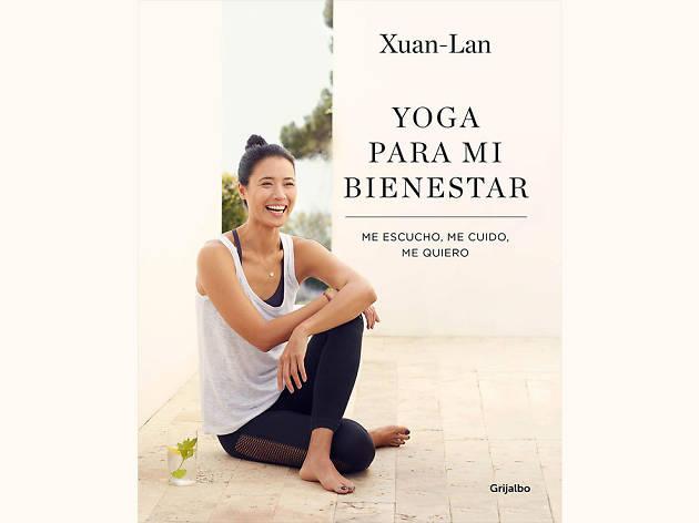 Libro Yoga para mi bienestar