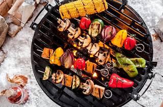 Generic barbecue image