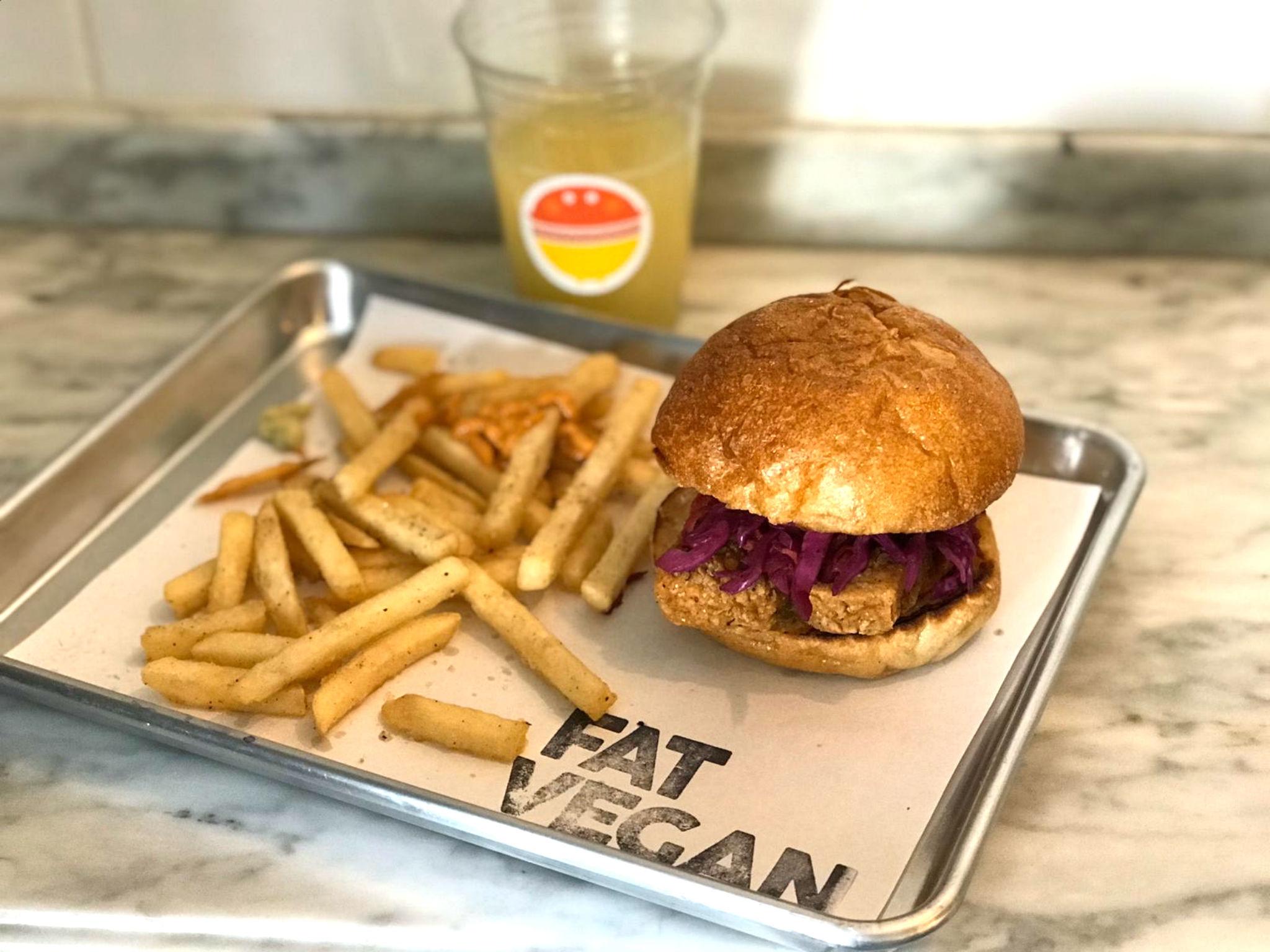 Fat Vegan, el nuevo restaurante de comida vegana