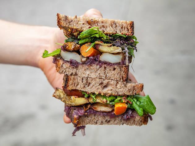 Farmwich launches secret sandwich pop-up inside East Village bodega