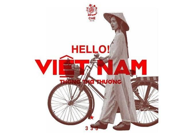 Hello Vietnam! 333 POP-UP STORE