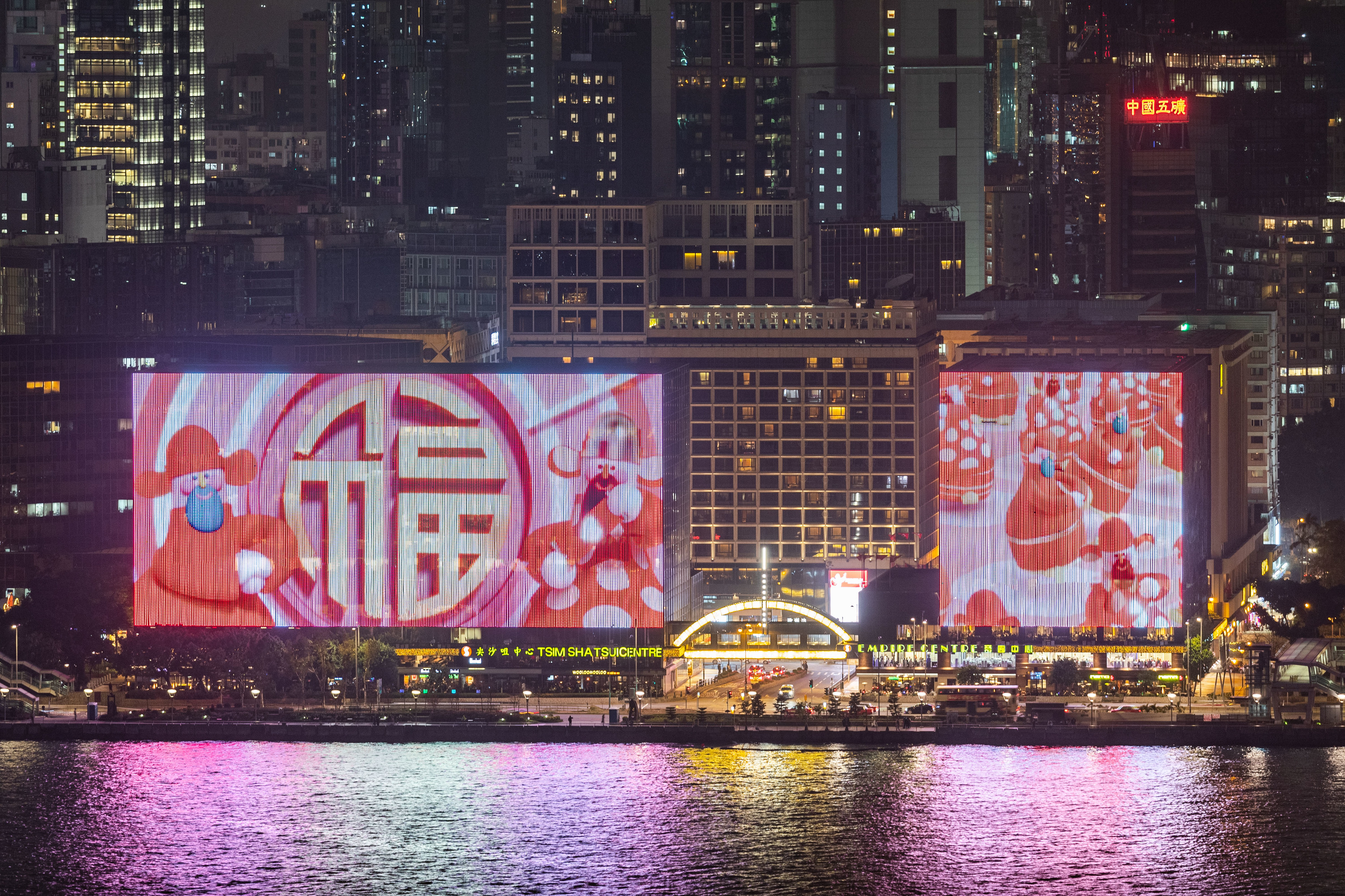 Wine and dine at Tsim Sha Tsui Centre and Empire Centre this Chinese New Year