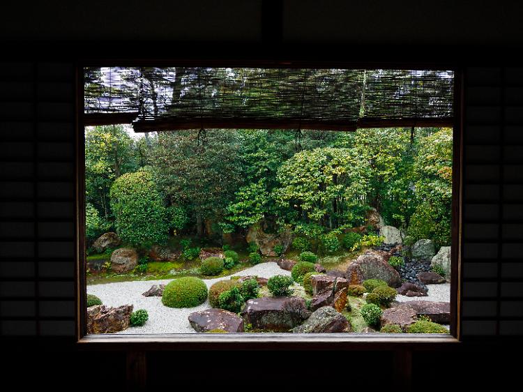 Taizoin Temple, Ukyo