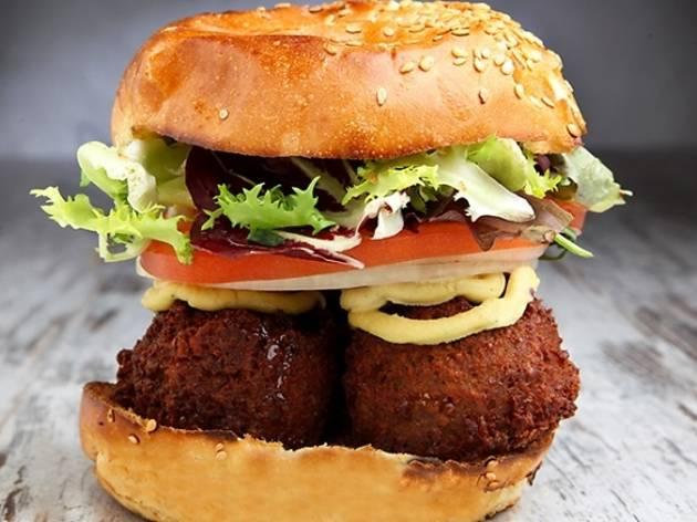 Home Burger Bar - Silva