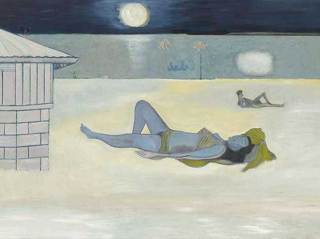 Peter Doig exhibition