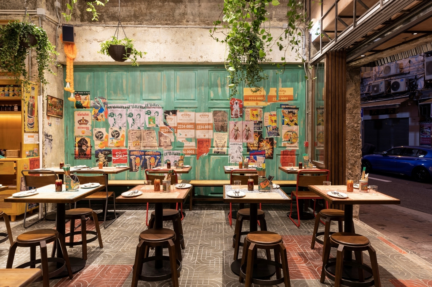 Thai restaurant Samsen opens second branch in Sheung Wan