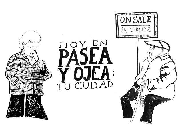 'Hoy en pasa y ojea: tu ciudad', de Clara Nubiola