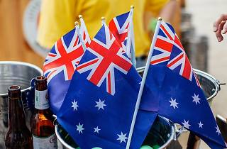Smack My Beach Up: Australia Day 2020