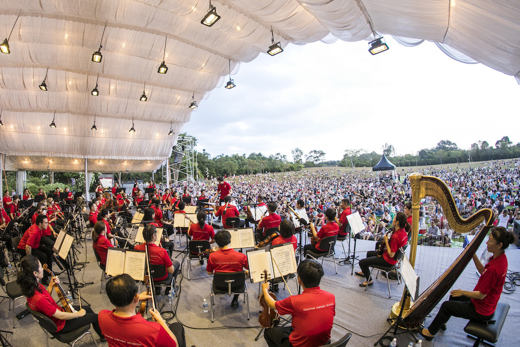 Symphony in the Gardens: Gardens By The Bay