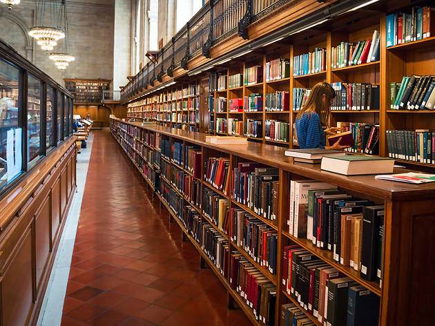 New York City's public libraries are doing away with late fees forever!