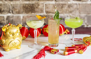 Lunar New Year cocktail specials at the Push SPONSORED