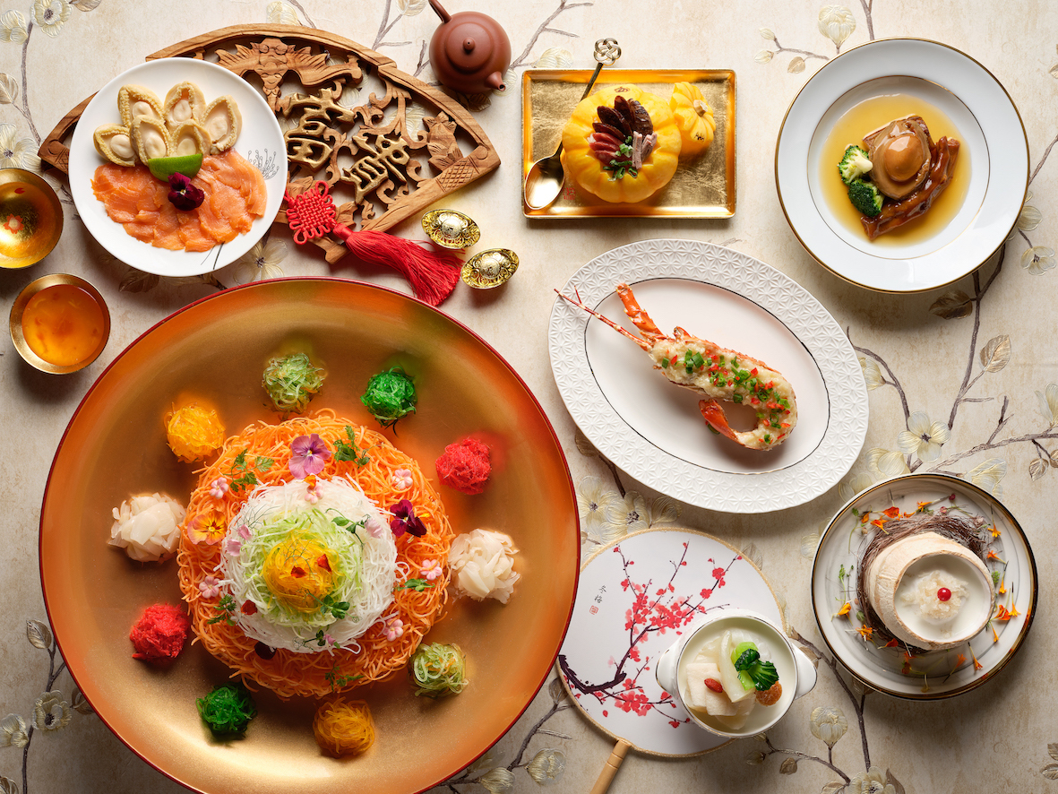 The best restaurants to have reunion dinner and celebrate Chinese New Year in Singapore