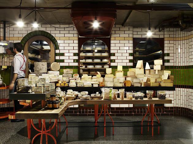 Spring Street Grocer Cheese Cellar