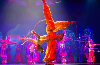Shaanxi Acrobatics Troupe