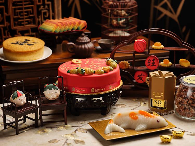 The best Chinese New Year takeaways in Singapore