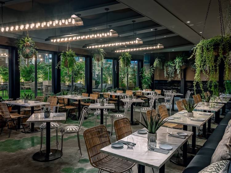 The best restaurants for group dining in Hong Kong