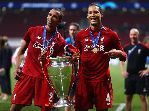 Liverpool FC, UEFA Champions League