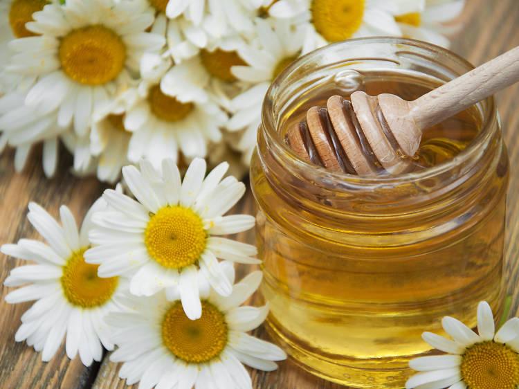 Savour the Rubin Family Farm's honey