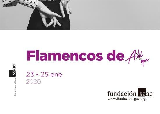 Flamencos de aquí