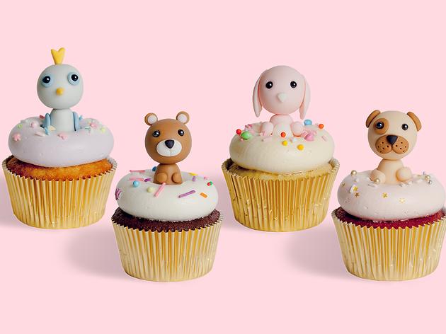 Photograph: A Cuter Cupcake