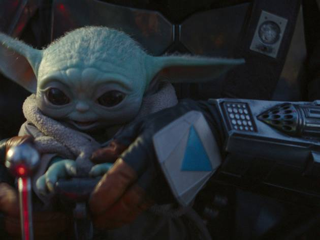 Build-A-Bear will debut a Baby Yoda plush toy later this year